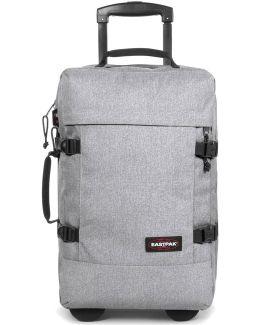 Tranverz Large Sunday Grey Wheeled Suitcase