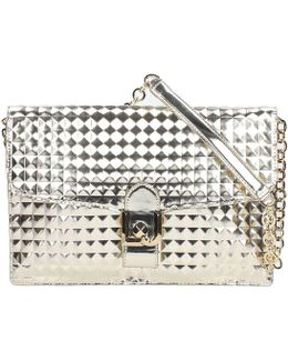 A17086e0042 Clutch Women's Pouch In Gold