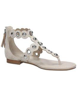Flrkd1 Esu03 Sandals Women's Sandals In Beige