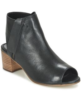 Jolie Women's Low Ankle Boots In Black