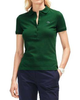 - Stretch Women's Polo Shirt Pf6949 Women's Polo Shirt In Green