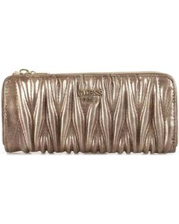 Swmg66 20520 Wallet Accessories Brown Men's Purse Wallet In Brown