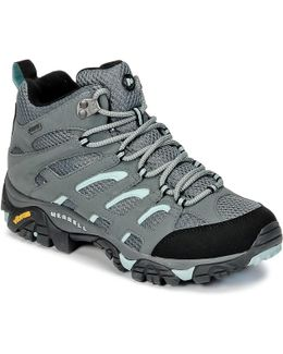 Moab Mid Gtx Women's Walking Boots In Grey