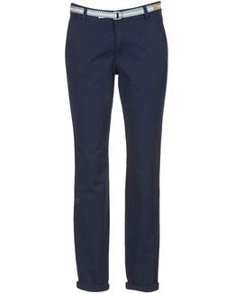 Houissa Women's Trousers In Blue