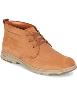 Landmark Men's Mid Boots In Brown