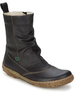 Nido Women's Mid Boots In Black
