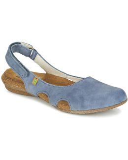 Wakataua Women's Sandals In Blue