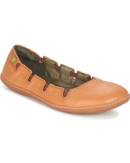 El Viajero Women's Shoes (pumps / Ballerinas) In Orange