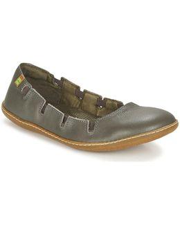 El Viajero Women's Shoes (pumps / Ballerinas) In Grey