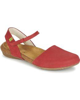 Wakataua Women's Sandals In Red