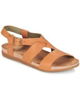 Zumaia Women's Sandals In Orange