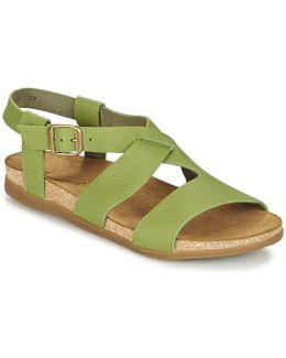 Zumaia Women's Sandals In Green