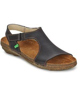 Torcal Ro Women's Sandals In Black