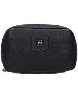 N17070e0064 Beauty Case Women's Pouch In Black
