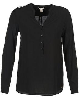 Mojavo Women's Blouse In Black