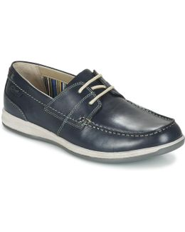 Fallston Style Men's Loafers / Casual Shoes In Blue