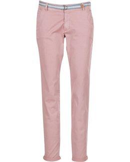 Houissa Women's Trousers In Pink