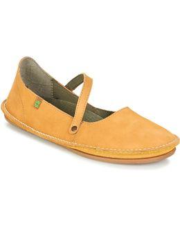 Formentera Women's Shoes (pumps / Ballerinas) In Yellow