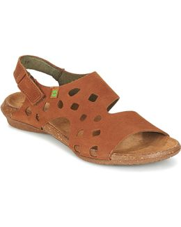 Wakataua Women's Sandals In Brown