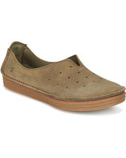 Rice Field Women's Slip-ons (shoes) In Green