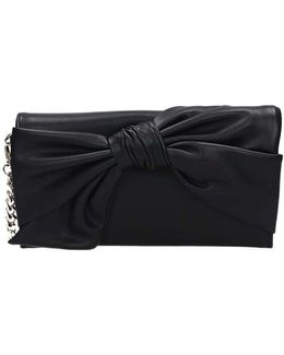 N17017e0002 Clutch Women's Pouch In Black