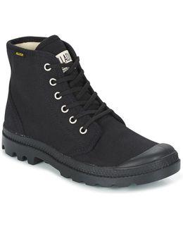 Pampa Hi Orig U Men's Mid Boots In Black