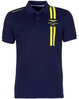 Bravoule Men's Polo Shirt In Blue