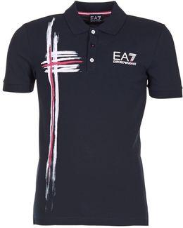 Sea Worl St Tropez Men's Polo Shirt In Blue