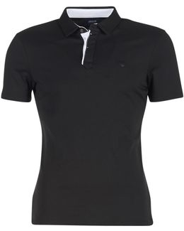 Medifola Men's Polo Shirt In Black