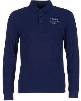 Irimute Men's Polo Shirt In Blue