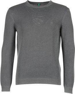 Overzad Men's Sweater In Grey