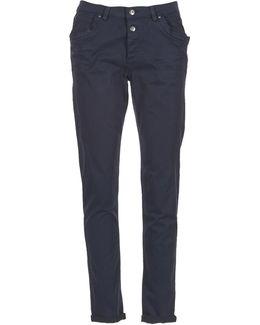 Tanouta Women's Trousers In Blue