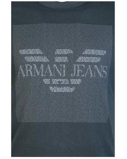 Jeans T Shirt 6x6t136j00z Men's T Shirt In Grey