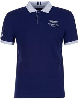 Jiguate Men's Polo Shirt In Blue