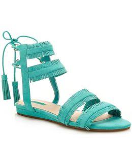 Fljal1 Esu03 Sandals Women Celeste Women's Sandals In Blue