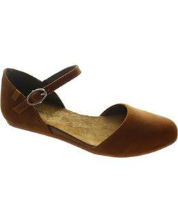 Nd54 Women's Shoes (pumps / Ballerinas) In Brown