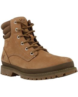 Gataga Men's Mid Boots In Brown