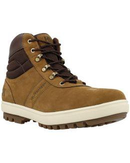 Montreal Men's Walking Boots In Brown