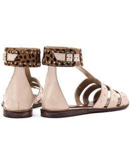 Gayton Women's Sandals In Beige