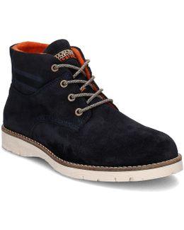 Trygve Men's Mid Boots In Multicolour