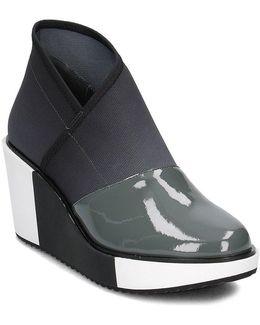 Bonni Women's Low Ankle Boots In Multicolour