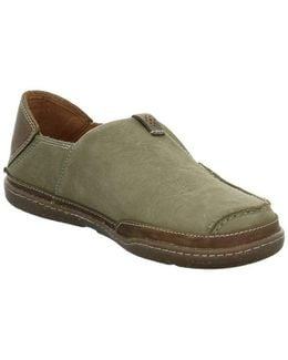 Trapell Form Men's Loafers / Casual Shoes In Green
