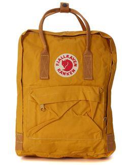 Kånken By Yellow Ochre Packpack Men's Backpack In Yellow