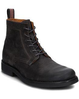 Alvin Men's Mid Boots In Brown