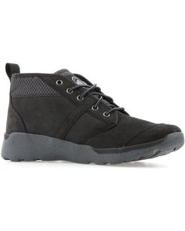 Pallaville Hi Nbck Men's Shoes (high-top Trainers) In Multicolour