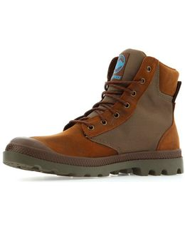 Pampa Sport Cuff Wpn Men's Mid Boots In Brown