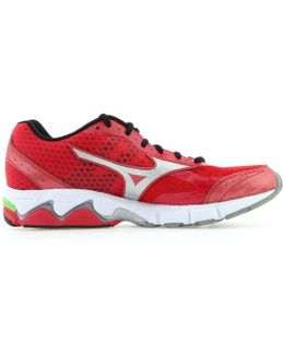 Wave Connect Men's Shoes (trainers) In Red