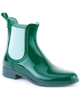 Comfy 08 Women's Wellington Boots In Green