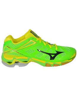 Wave Lightning Rx3 Men's Sports Trainers (shoes) In Yellow
