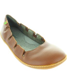El Viajero Women's Shoes (pumps / Ballerinas) In Brown